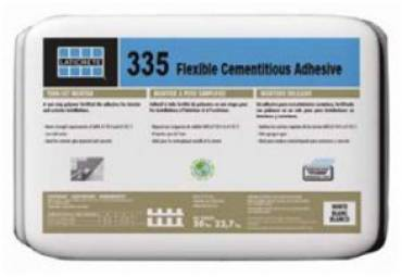 Laticrete 335 flexible adhesive (716)