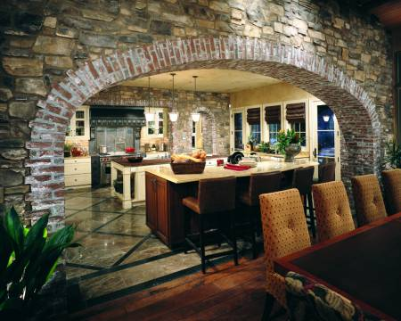 Give your home some Wow Factor! with internal wall stone cladding