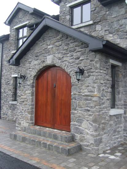 Exterior wall stone cladding for Exterior stone cladding panels