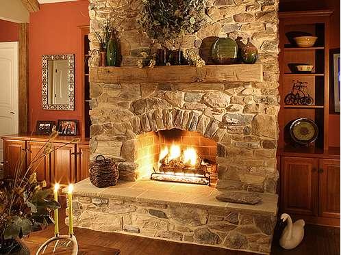 Eldorado Roughcut Vineyard Trail Eldorado Roughcut Vineyard Trail (528) & Fireplace Decorative Stone Cladding