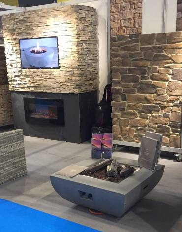 Century Stone At The Homebuilding And Renovation Show