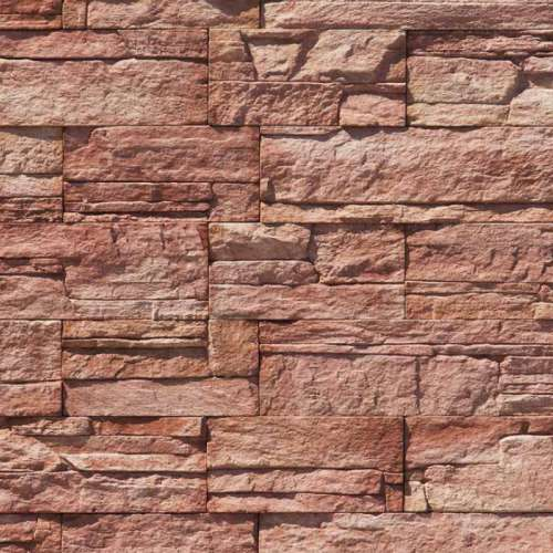 DecoStone Andes range in Red