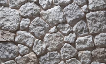 White Country Stone Cladding