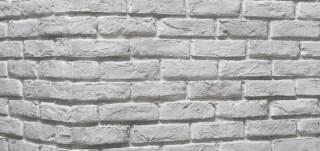Heritage Snow Brick Slips and Brick Cladding