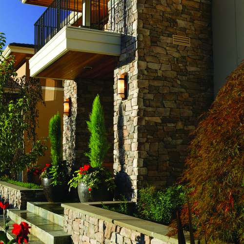 External Feature Wall in the Eldorado Fieldledge Meseta profile
