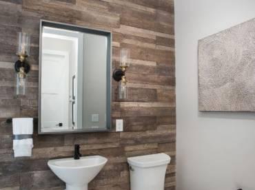 Saddlewood renewable home bathroom