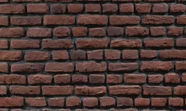 Maroon Brick Slips and Brick Cladding