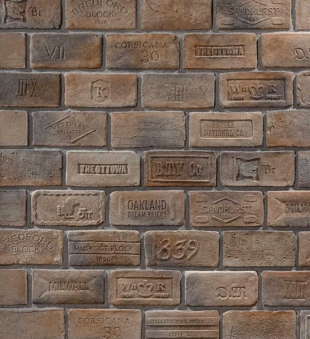industrial brick