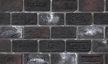 Luxembourg Brick Slips and Brick Cladding