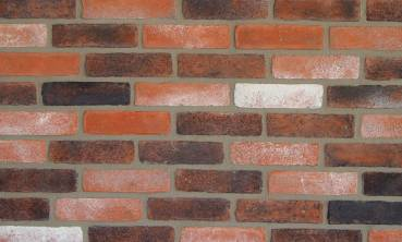 DecoStone DecoBricks brick slips range in Aged (97)