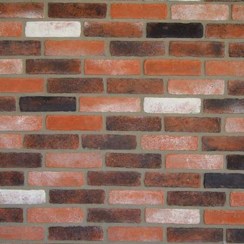 DecoStone DecoBricks brick slips range in Aged