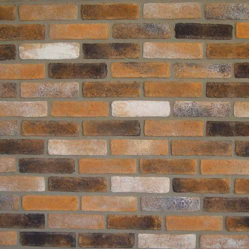 DecoStone brick slips range in Foggy