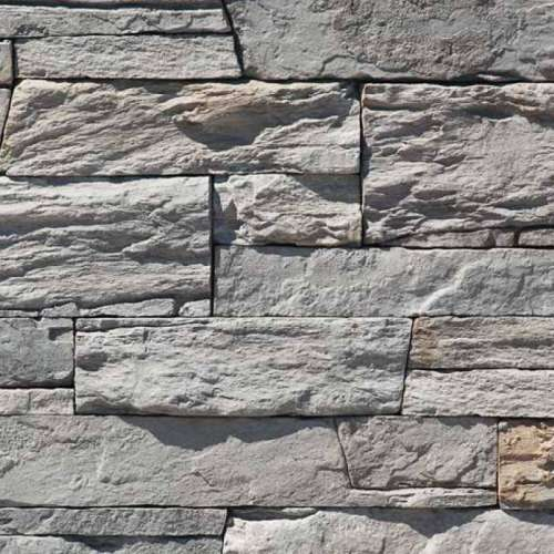 DecoStone Vivid range in Gray