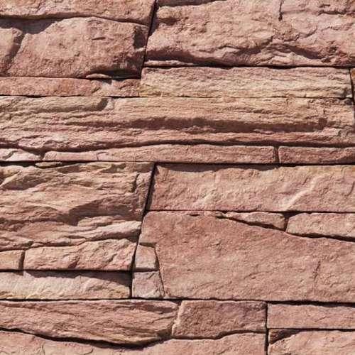 DecoStone Vivid range in Red