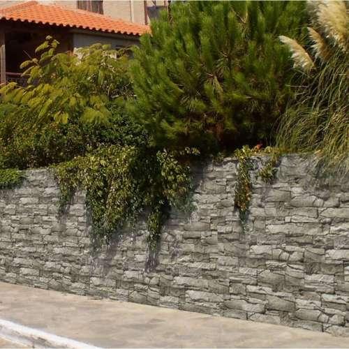 Exterior Wall DecoStone Vivid range in Olive