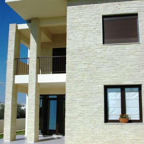 Building Exterior DecoStone Ardennes range in Cream